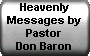Heavenly Messages by Pastor Don Baron
